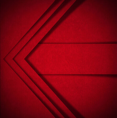 Aged red velvet texture background with geometric forms and shadows Stock Photo - 24039922