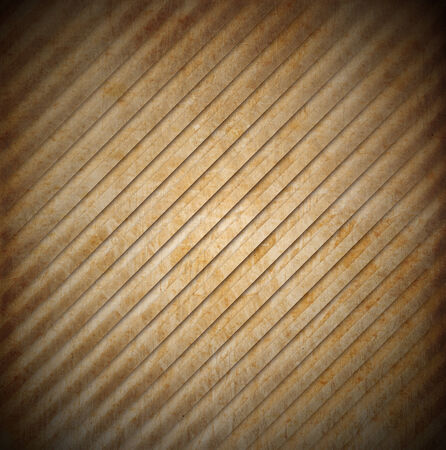 Brown background with diagonal stripes and shadows