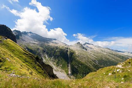 re: Peaks Re di Castello and Frisozzo in the National Park of Adamello Brenta. Trentino Alto Adige and Lombardia, Italy