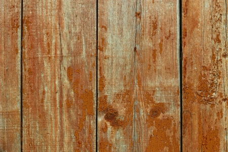 background of an old painted wooden door  photo