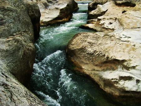 Pedernales River, Austin, Texas Stok Fotoğraf