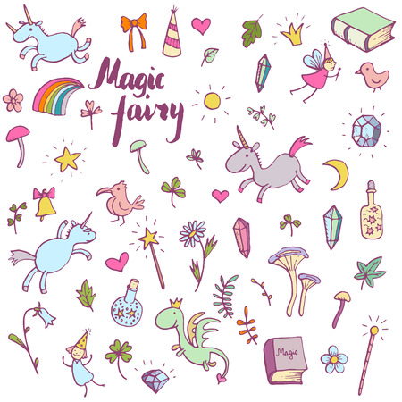 elf queen: magic doodle set