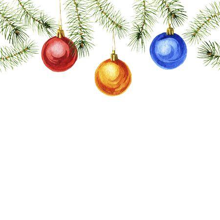 kerstballen, nieuwjaar decoratie