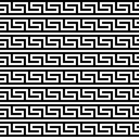 A vector antique seamless pattern Stock Illustratie