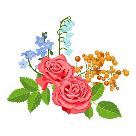 wektor rysunek kwiaty