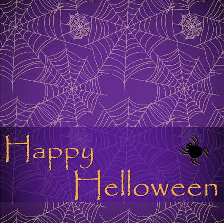 Spider s web   pattern fro helloween