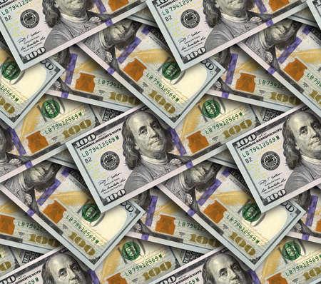 seamless: Dollars seamless background. High resolution seamless texture