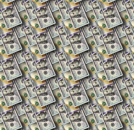 signos de pesos: Dólares de fondo sin fisuras. De alta resolución de la textura sin fisuras Foto de archivo