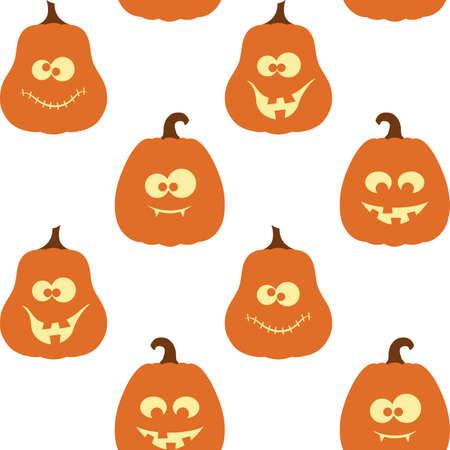 Concepto De Halloween Con Calabaza Espeluznante Y Calendario En 31 ...