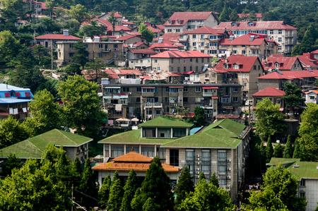 humanities: Lushan Mountain