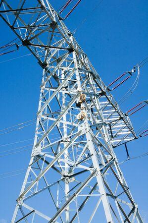 torres de alta tension: Pylons