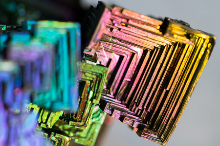 bismuth: bismuth Stock Photo