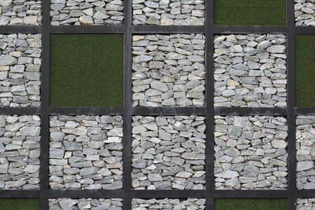 rock pavement
