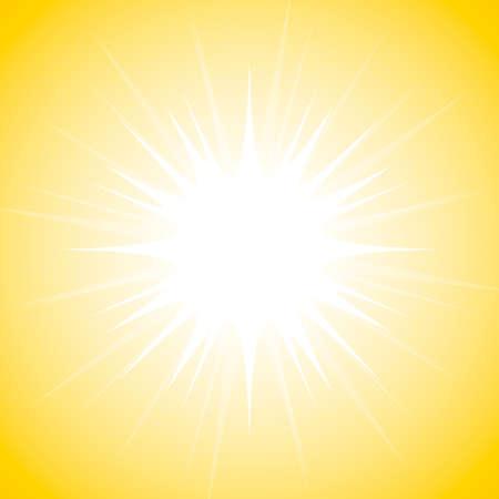 Bella arte astratta dell'illustrazione di vettore del fondo dello starburst Vettoriali