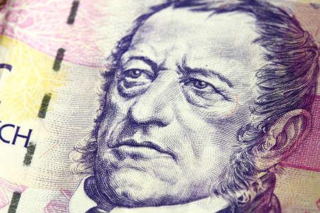 Czech banknote - 1000 crowns