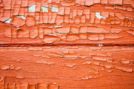 painted wood: Old Painted Wood