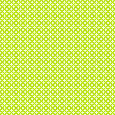 Abstract halftone background with geometric forms placed in order on canvas.Seamless vector pattern