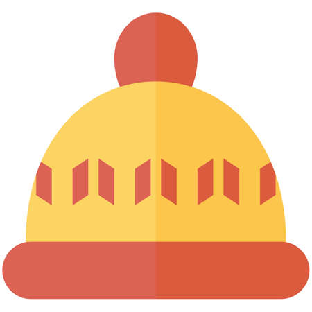 Vector Icon of a hat for women. Pixel perfect. Business and office look. For shops and stores Illustration