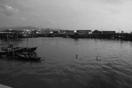march� flottant: Tha�lande Le march� flottant