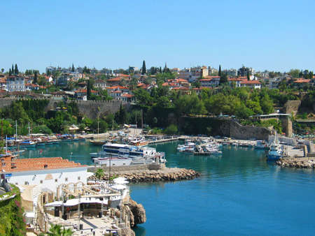 Antalya Old Town photo