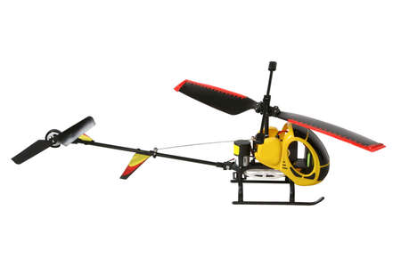 Helicopter model isolated + vector path