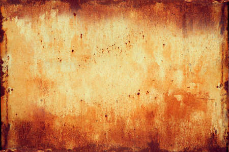 Rusted Metal Texture for design Stock Photo