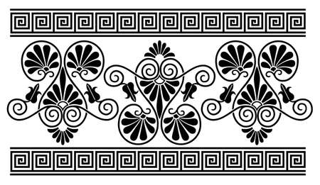 Vicrtorian Style Design Elemets (Vector)