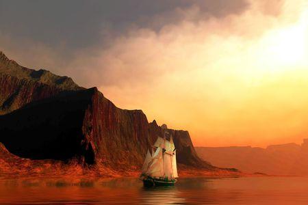 ketch: SEA RAVEN