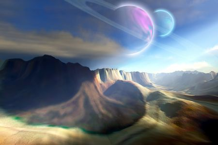 clouds scape: MARBELLA SYSTEM