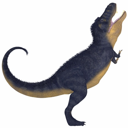 behemoth: T-Rex Giant - Tyrannosaurus Rex lived in North America in the Cretaceous Period and was an intimidating predator