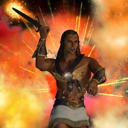 titans: Atlas God of War - Atlas was one of the mighty Titans that once held dominion over the world.