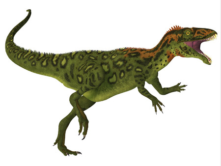 cretaceous: Masiakasaurus Dinosaur Body - Masiakasaurus was a theropod dinosaur that lived in Madagascar during the Cretaceous period.