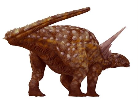 Sauropelta was a herbivorous armored dinosaur that lived in North America during the Cretaceous Period. Imagens