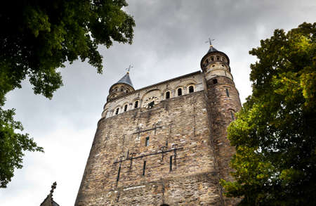Roman catholic Basilica of Our Lady in Maastricht, Netherlands