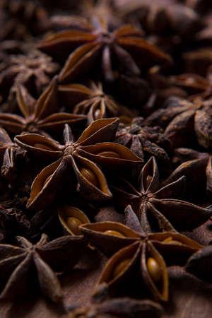 Badyan 種子の山