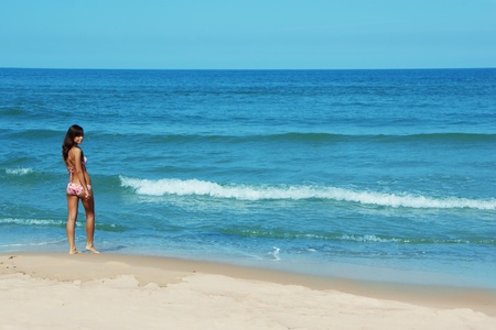 sea bathing Stock Photo - 10328411