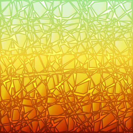 brightly: abstract brightly in yellow colors
