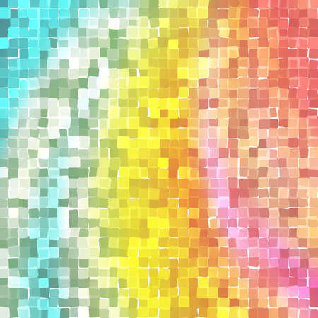 brightly: Vector abstract brightly background in rainbow colors