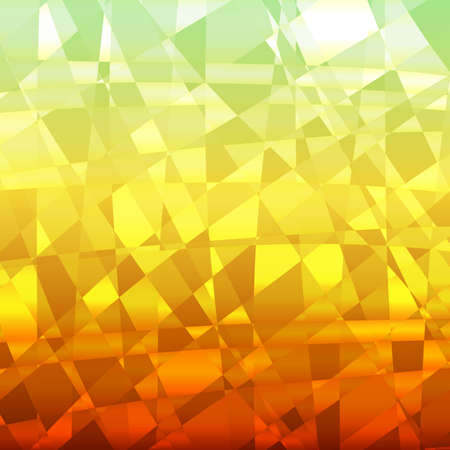 brightly: Vector abstract brightly background in yellow colors