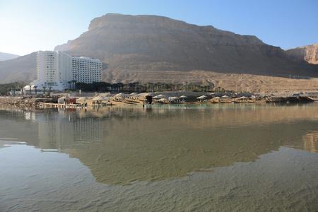 ein: Dead Sead view, Ein Bokek, Israel