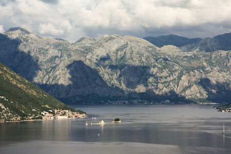 Boka Kotorska, Kotor Bay, Montenegro photo