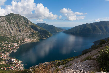 Boka Kotorska, Kotor Bay, Montenegro photo