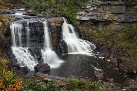 blackwater: Blackwater waterfall
