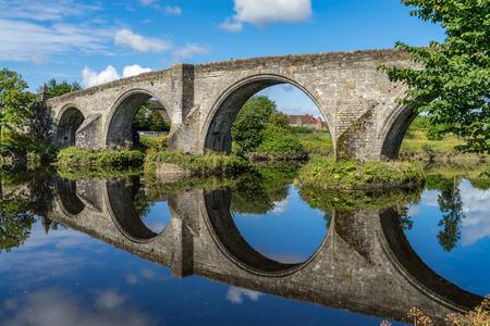 Historic Battle of Stirling Bridge, Scotland