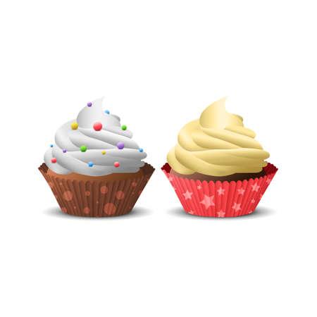 cupcake illustration: Illustration of cupcake Illustration