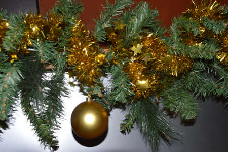 Decorative ball to decorated  for holidays Christmas  and New Year