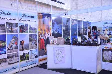 Finished the 15 th international fair Tourism and Ecology List of  Lukavac wholasted from 11.5-13-5.2017 years.The event was attended by 152 exhibitors from 10 countryies and Bosnia and Herzegovina
