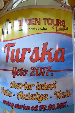 Terminó la 15ª Feria Internacional de Turismo y Ecología de Lukavac que duró del 11.5-13-5.2017 año. El evento contó con la participación de 152 expositores de 10 países y Bosnia y Herzegovina Editorial