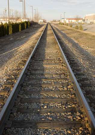 Tracks to the horizon