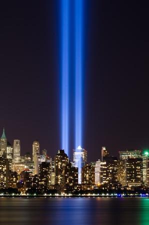 tribute: 911 Tribute Stock Photo